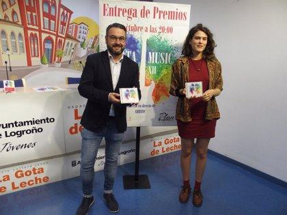 El Grupo 'Abrizo' con el tema 'Icarus' gana el concurso musical 'Gota Music' de Logroño