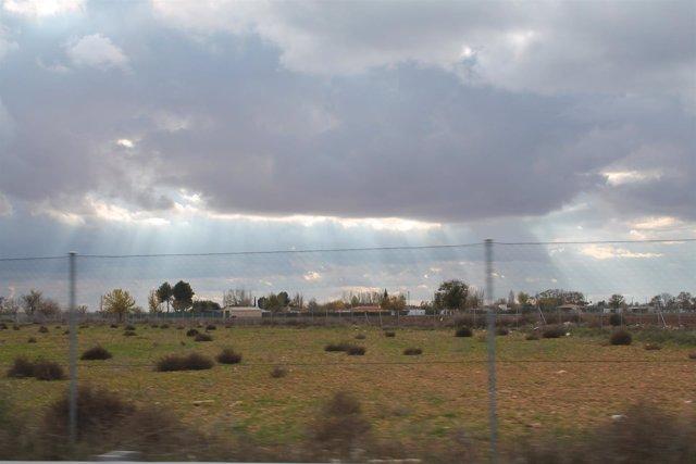 CIELO NUBLADO, TORMENTAS, TEMPORAL, LLUVIAS