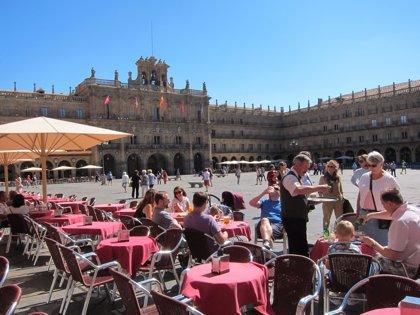 Salamanca se promociona como destino de turismo idiomático en Bélgica