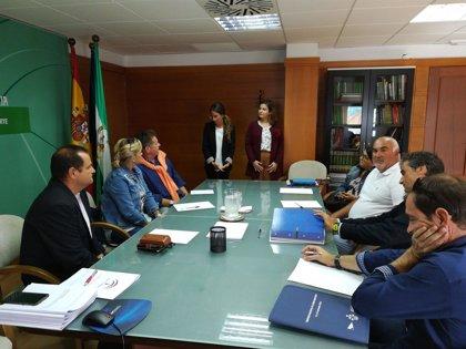 La Junta presenta a seis escuelas náuticas de Huelva el nuevo sistema telemático que gestionará las prácticas
