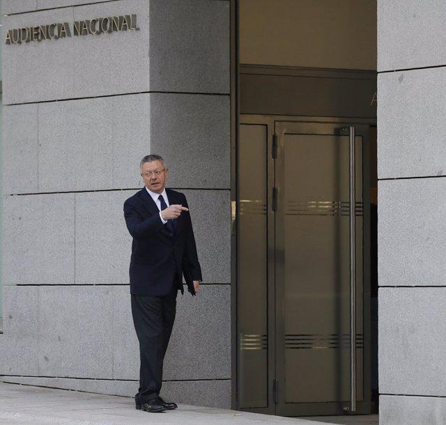 Gallardón acude a la Audiencia Nacional para declarar por la compra de Inassa