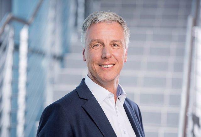 Eric Felber, director de comunicación de Volkswagen Vehículos Comerciales