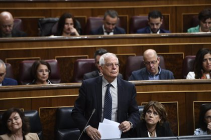 Borrell descarta que España dé marcha atrás en la venta de bombas a Arabia Saudí por el periodista desaparecido
