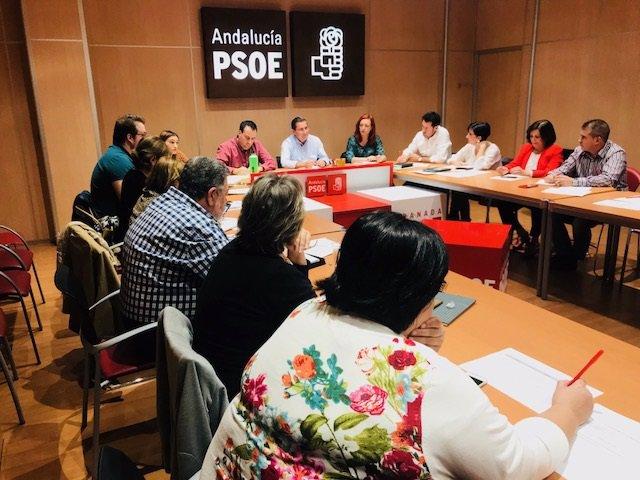 Comisión Ejecutiva Provincial del PSOE de Granada