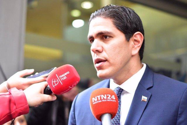 El opositor venezolano Lester Toledo