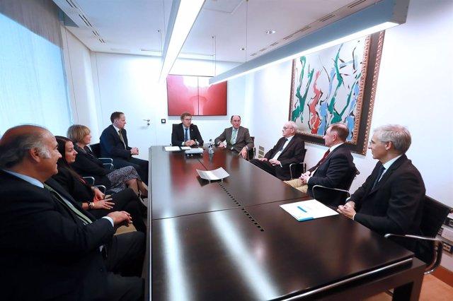 """El presidente de Iberdrola erige a Galicia en """"región clave"""" para Scottish Power"""