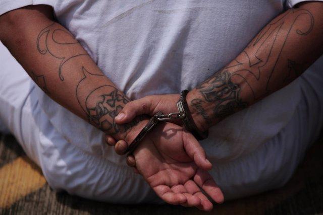 Miembro de la Mara Salvatrucha detenido