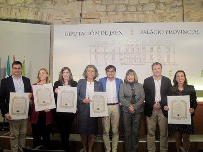 El IEG entrega los premios Cronista Alfredo Cazabán y de Investigación Agraria y Medioambiental