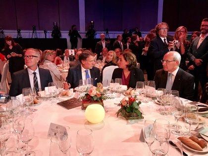El Premio Planeta reúne a Guirao, Colau, Mas y Montilla, sin Torra ni Borràs