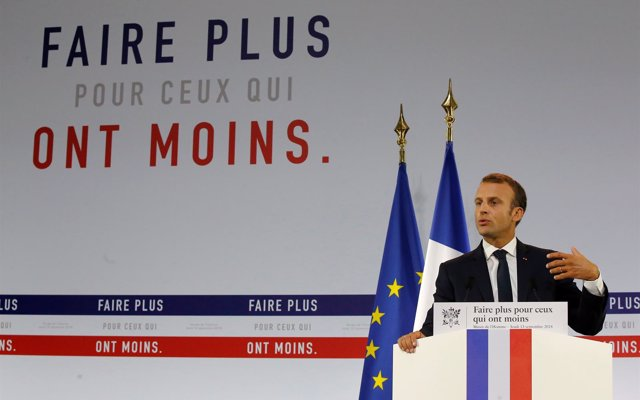 Francia está dispuesto a ayudar a desnuclearizar Corea del Norte si existe compromiso por parte de Pyongyang