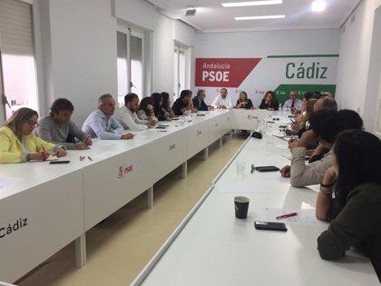La Ejecutiva provincial del PSOE de Cádiz aprueba el comité de campaña con Araceli Maese como coordinadora