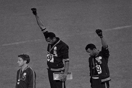 50 años del Black Power, el saludo que cambió el mundo del deporte