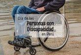 Foto: 16 de octubre, Día de las Personas con Discapacidad en Perú?