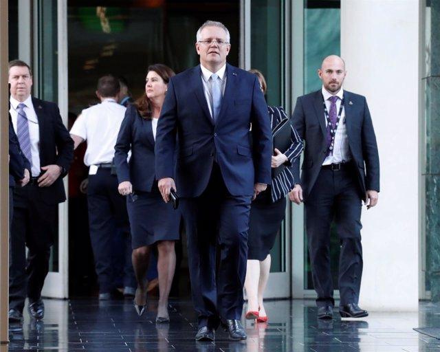Scott Morrison nuevo primer ministro de Australia