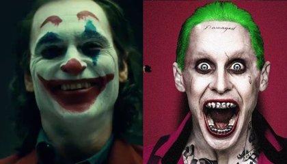 Dos grandes diferencias entre el Joker de Joaquín Phoenix y el de Jared Leto