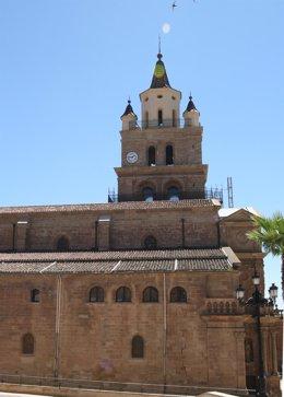 Imagen de la Catedral de Calahorra