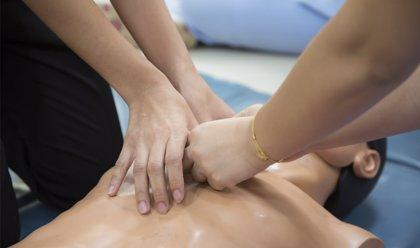 Día de Concienciación del Paro Cardiaco: Solo el 20% recibe maniobras de RCP