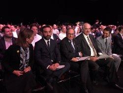 Torra defensa la voluntat de Catalunya de liderar el