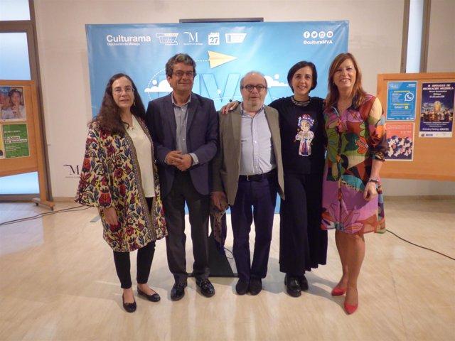 Fallo del premio Poesía Emilio Prados por 'Bestiario'