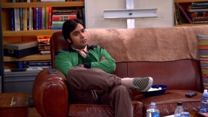"El final de The Big Bang Theory será ""agridulce"", según Rajesh (Kunal Nayyar)"