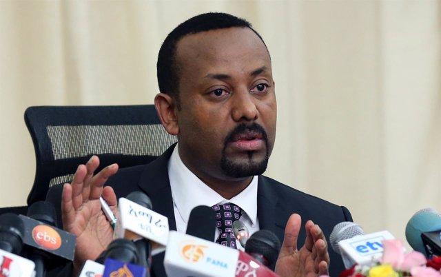 El primer ministro de Ehiopía, Abiy Ahmed