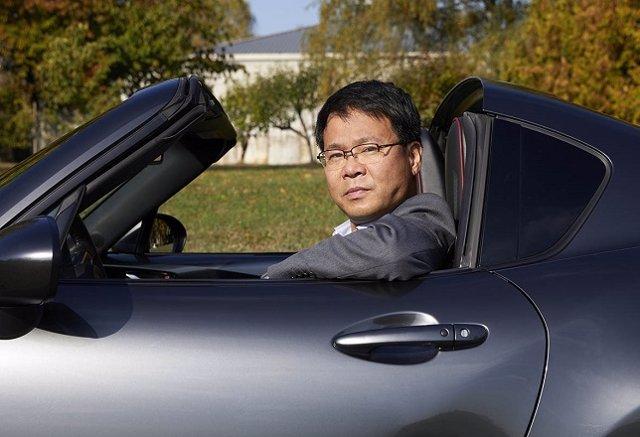Hajime Seikaku, nuevo vicepresidente de I+D de Mazda en Europa