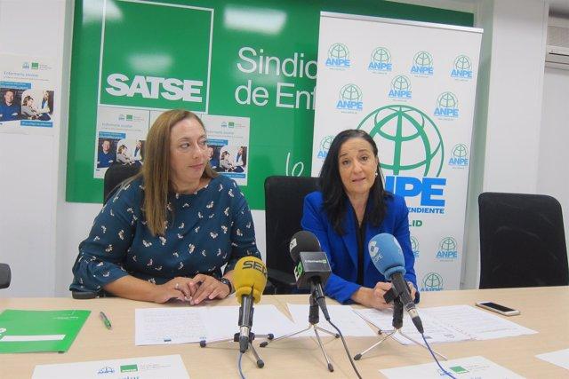 Las responsables de Satse y Anpe reivindican la enfermera escolar