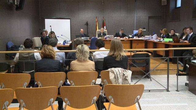 Segunda sesión del juicio por el Caso Cabacas