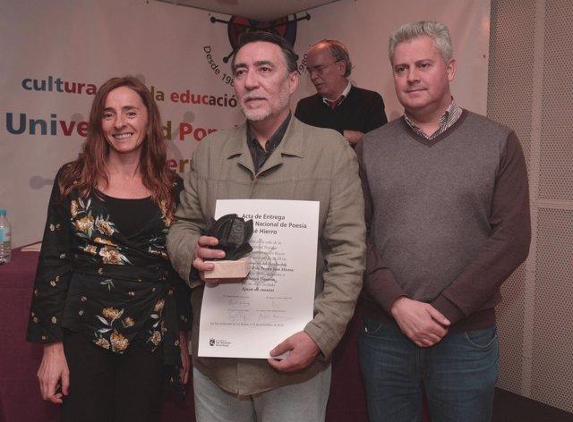 Premio Nacional de Poesía José Hierro