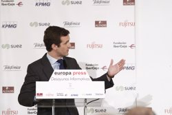 Casado reivindica mesures perquè Espanya lideri la quarta revolució, la digital, perquè avisa que