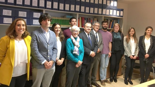 Becas en empresas asturianas en el extranjero
