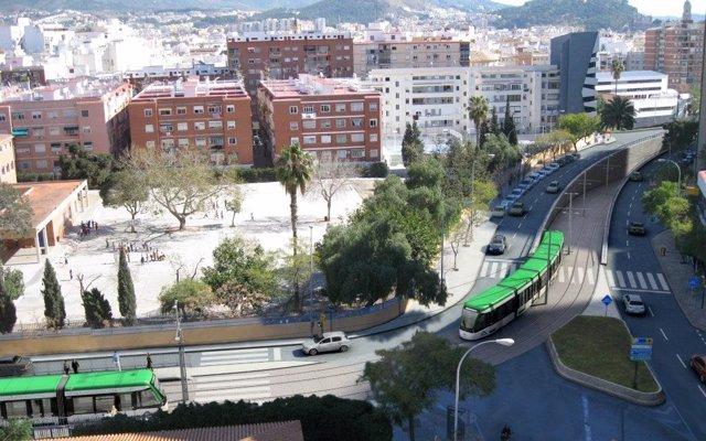 Autorizada la contratación de las obras del tramo Guadalmedina-Hospital Civil del metro de Málaga