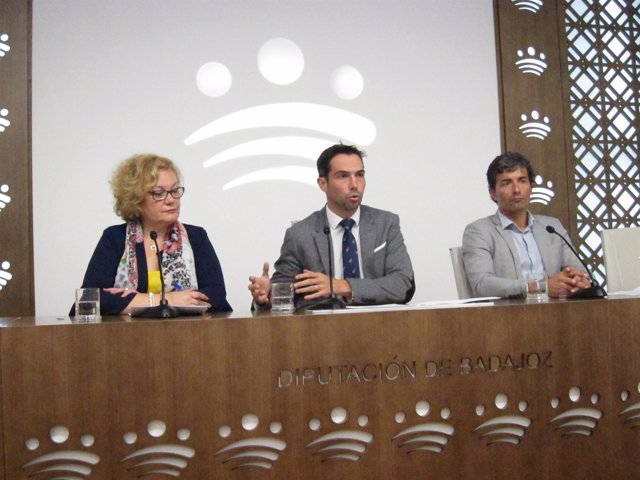 Diputados Rosario Moreno y Manuel Borrego