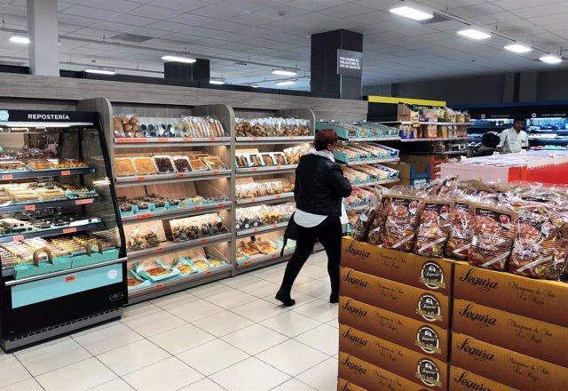 Horno supermercado Mercadona Arnedo