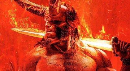 Filtrado el tráiler del nuevo Hellboy