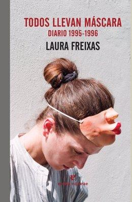 Portada del nuevo libro de Laura Freixas que se presentará mañana
