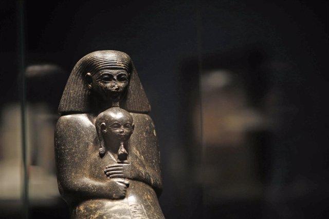 Presentación de la Obra Social la Caixa y el British Museum de la exposición FAR