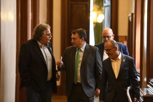 Junta de Portavoces del Congreso de los Diputados