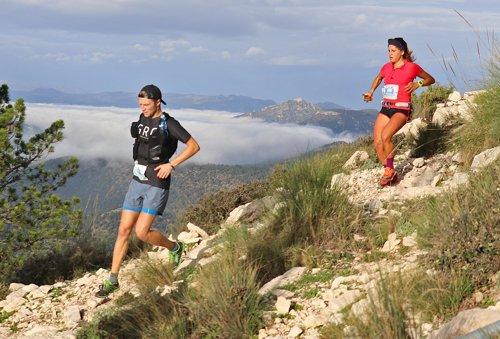 Imagen del Vara Trail durante su última edición