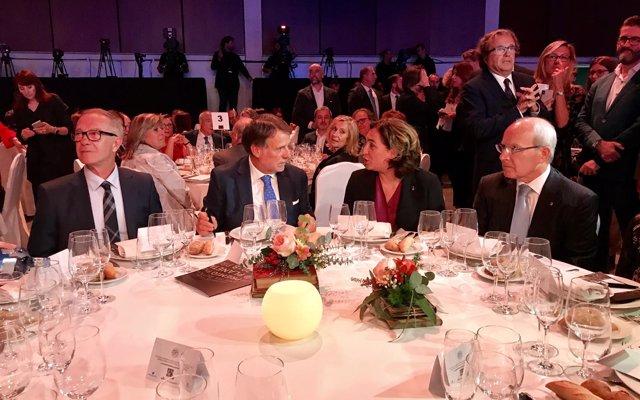 La Generalitat no estuvo en el Premio Planeta porque 'cada miembro decide su propia agenda'