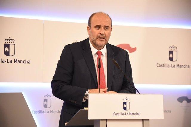 José Luis Martínez Guijarro, vicepresidente primero