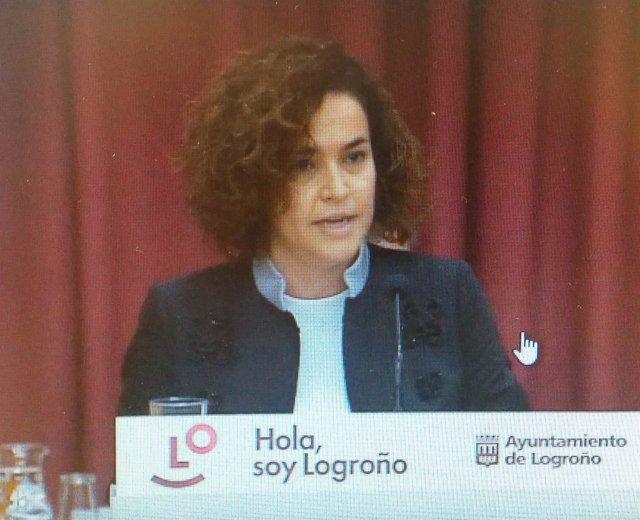 Beatriz Arraiz interviene en el Debate de la Ciudad 2017