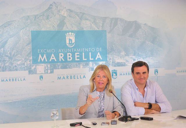 Muñoz y Romero. Ayuntamiento de Marbella