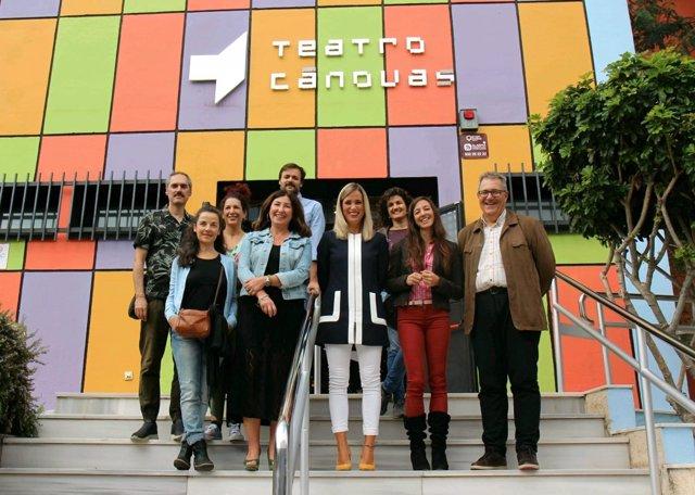 Presentación ciclo didáctico teatro cánovas 2018/2019
