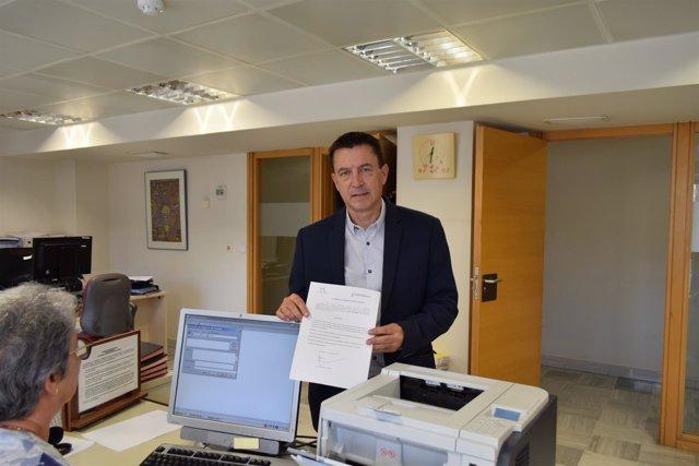 Juan José Molina presenta la carta