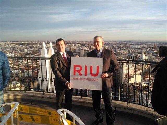 RIU prevé abrir en verano de 2019 su hotel en el Edificio España
