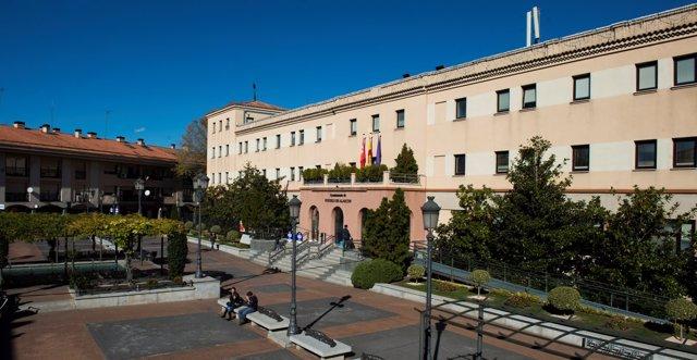 Sede del Ayuntamiento de Pozuelo