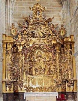 Retablo de la Catedral de Plasencia