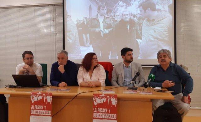Presentan en Sevilla de la película 'Lo posible y lo necesario'
