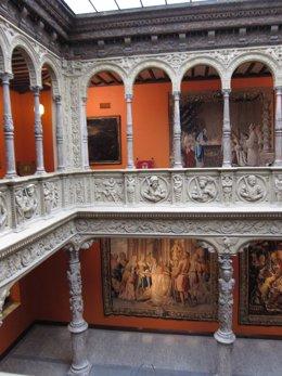 Patio de la Infanta de Ibercaja